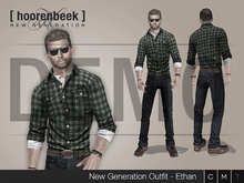[ hoorenbeek ] NG Outfit - BOX - Ethan - DEMO