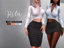 Mossu - Rita.Shirt - DEMO