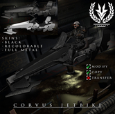 [Echelon] // Corvus Jetbike