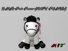 DMR-Posh Ponies-SHOW PONIES! Free Gift Pony!