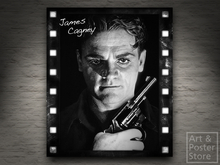 Hollywood Legend JAMES CAGNEY   Mesh Wall Panel