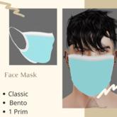 *Seek* Face Mask  promo