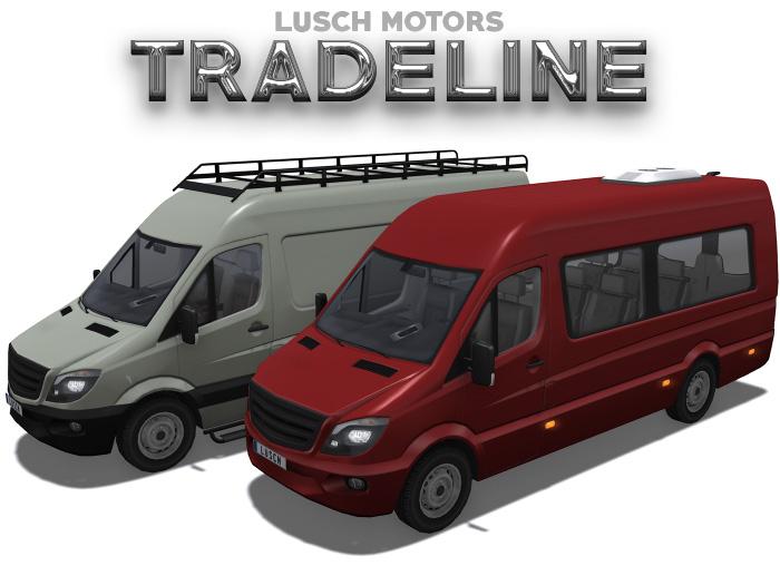 Lusch Motors - Tradeline van