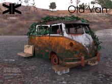 Atrezzo :: Old Van :: Orange :: {kokoia}