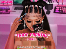 GirlyCo. Taiey Frontal ( HairBase )