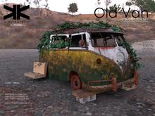 Atrezzo :: Old Van :: Yellow :: {kokoia}