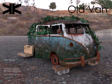 Atrezzo :: Old Van :: Blue Sky :: {kokoia}