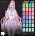[^.^Ayashi^.^] Yukari hair-Light set