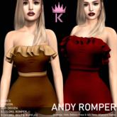 .KIMBRA. - ANDY ROMPER [BASICS]