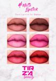 TIRZA BEAUTY #Matte Lipstick @GENUS