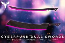 -MUSU- Cyber Punk Swords