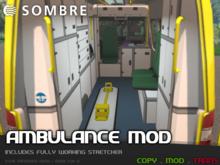 Sombre Tradeline Ambulance Mod