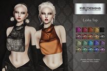 KiB Designs - Lesha Top FATPACK