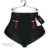 "Elegance Boutique - Short - Black  "" Nicki"" - Legacy / Maitreya /Slink / Belleza"