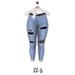 Tachinni - Serena Jeans - #4 - Maitreya / Belleza / Slink / Legacy