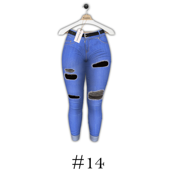 Tachinni - Serena Jeans - #14 - Maitreya / Belleza / Slink / Legacy