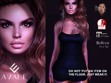 AVALE GIFT - Just Simply Dress