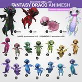 SEmotion Libellune Fantasy Draco Animesh #17