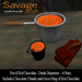 Pot of Hot Chocolate - Drink Dispenser - Gives Mug of Hot Choco