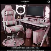 1. BAMSE : E-GAMER - Chair RARE