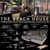22769 - Beach Pouf - COMMON