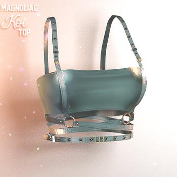 Magnoliac - Koi Top Blue (Single)