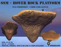 SSM - Hover Rock Platform