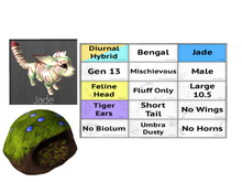 Meeroo Nest ID #8269263 - Bemgal - Jade - M