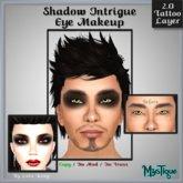 Shadow Intrigue Eye Makeup - Unisex Eyeshadow 2.0 Tattoo Layer