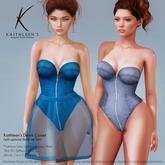 Kaithleen's Denim Corset - Fatpack