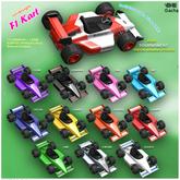 ~isil~ F1 Kart (Orange) COMMON boxed