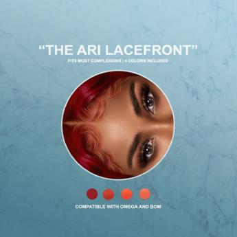 "Babe - ""Ari Lacefront"" for BOM/Omega"