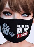 .epoch. not a crime mask.