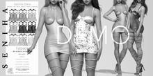 Seniha. Samira Dress // Demo