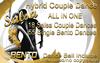 Couple Dance BENTO Latin Hybrid Ball (BHYL 18)