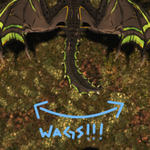 Euro Dragon Tail Wag Hud