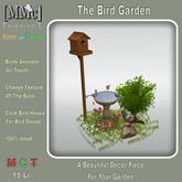 [MMc] The Bird Garden (Wear To Unpack)