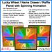 Lucky Wheel - Name Drawer Panel (Wood Frame Pack)