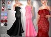 .:S&B:. Elegant Gown Emma *8 Colours* Belezza Freya Slink Hourglass eBODY Curvy Legacy Classic Signature Alice Tonic Cur