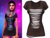 !PCP :: Ruby Dress [Chocolate]