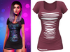 !PCP :: Ruby Dress [Cherry]