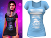 !PCP :: Ruby Dress [Sky]