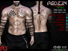 [ R3 ] Tattoo & Applier 20M. 0406 - 59