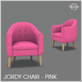 Sequel - Jordy Chair - Pink