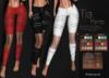 [[ Masoom ]] Tia Pants-FATPACK-Meshbody Classic, Legacy Perky, Legacy Original, Lara, Freya & Hourglass