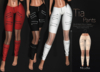 [[ Masoom ]] Tia Pants-Nude-Meshbody Classic, Legacy Perky, Legacy Original, Lara, Freya & Hourglass