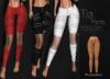 [[ Masoom ]] Tia Pants-Pumpkin-Meshbody Classic, Legacy Perky, Legacy Original, Lara, Freya & Hourglass