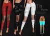 [[ Masoom ]] Tia Pants-WILD PACK-Meshbody Classic, Legacy Perky, Legacy Original, Lara, Freya & Hourglass