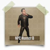 NPC Hunter B