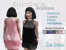 Birdie's Boutique - Zoe Dress Birdie's Pack